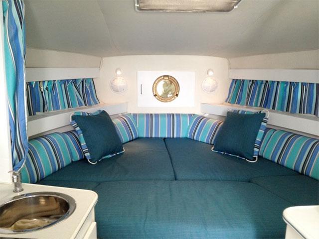Cheerful Boat Bedding