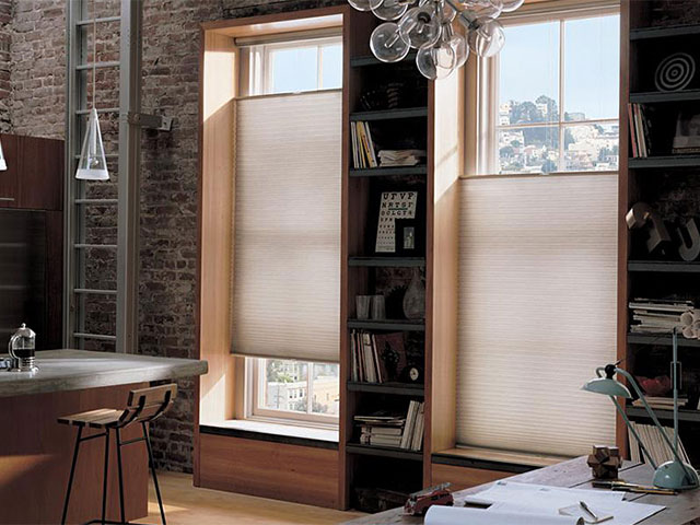 Beautiful Cellular Shades