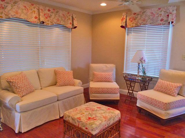 Need Custom Slipcovers and Window Treatments?
